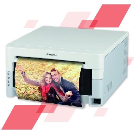 Impresora Mitsibishi CP 3800