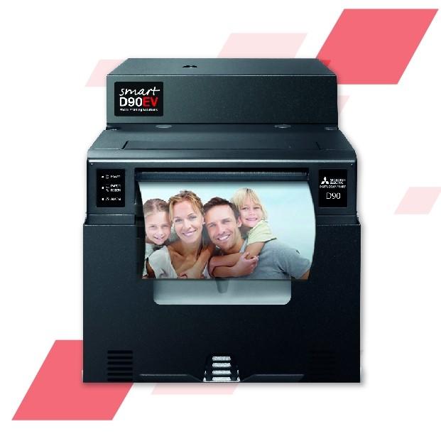 Impresora Mitsubishi_D90-EV