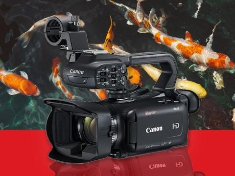 Videocámaras Canon