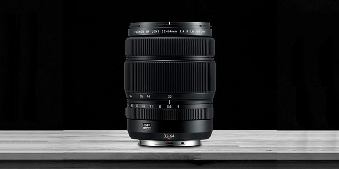 lente fujifilm gfx32-64mm