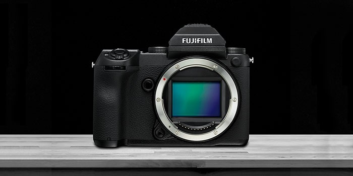 camara fujifilm gfx5OS