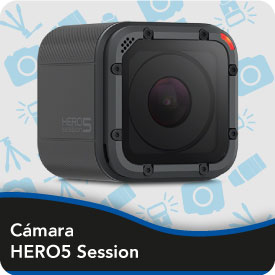 Camara GoPro Hero5 Session