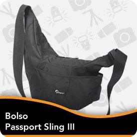 Bolso LOWEPRO Passport Sling III