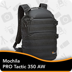 Mochila LOWEPRO PRO Tactic 350 AW