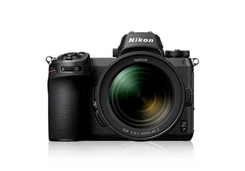 camara Nikon Z7