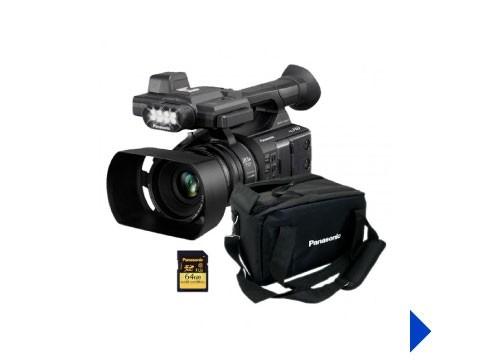 videocamara panasonic AG-AC30