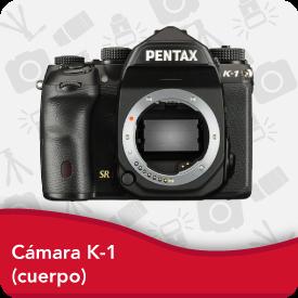 Camara Pentax K-1