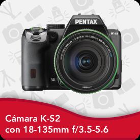 Camara Pentax K-S2