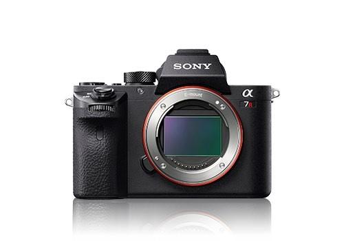 Camara Sony alpha 7 R