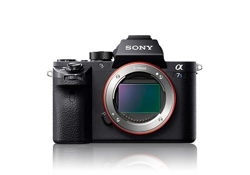 Camara Sony alpha 7 S
